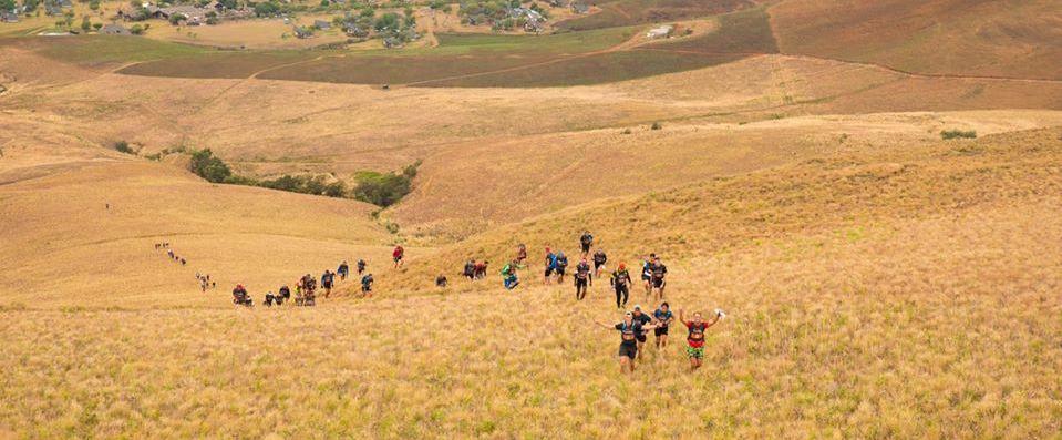 Expedition Africa Drakensberg 120km